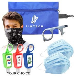 PPE Safety Travel Kit 3
