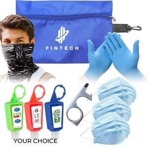 PPE Safety Travel Kit 4