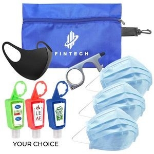 PPE Safety Travel Kit 2